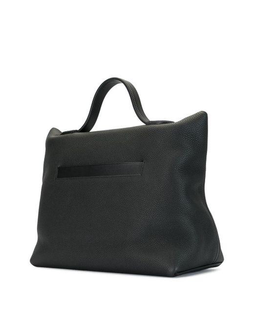 Hermès 2019 プレオウンド サック ヴァンキャトル 35 ハンドバッグ Black