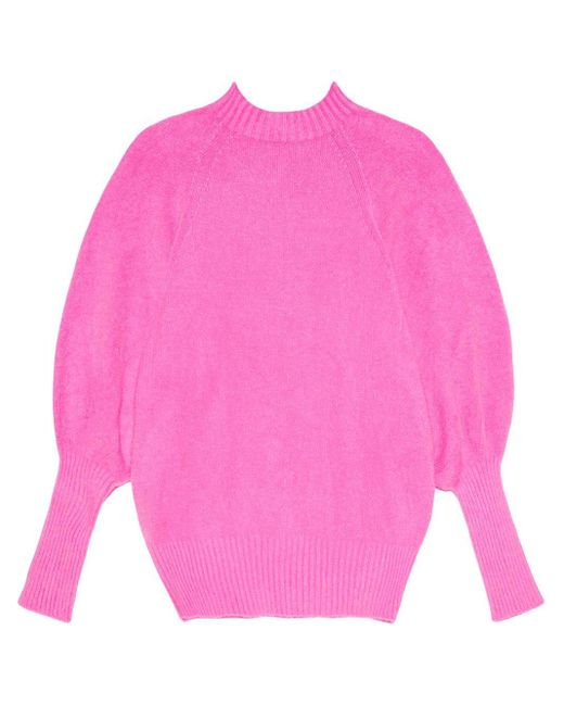 Apparis スリムフィット セーター Pink