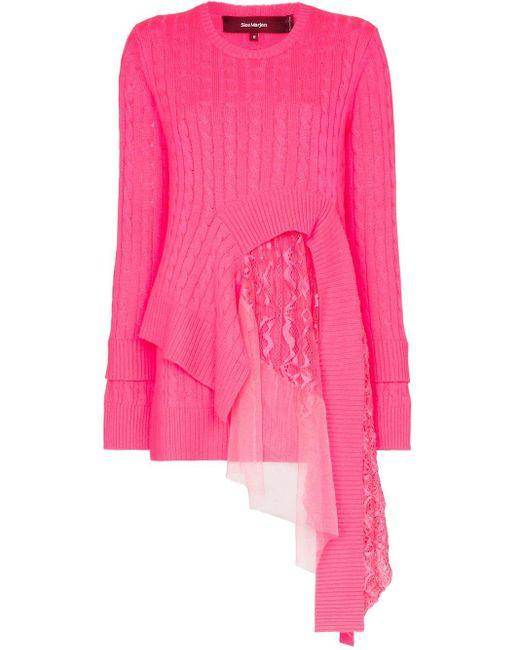 Sies Marjan Trine セーター Pink