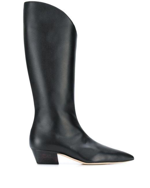 Magda Butrym Black Mexico Boots