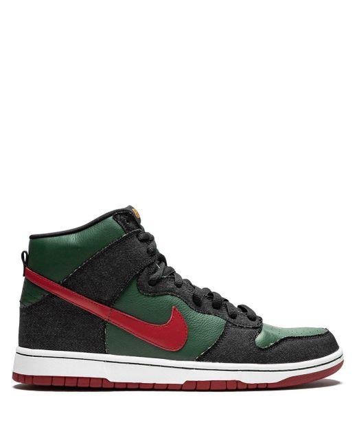 メンズ Nike Dunk High Premium Sb スニーカー Green