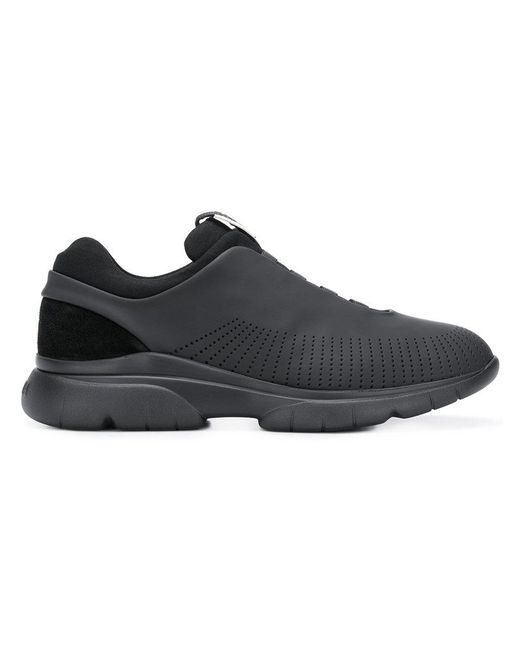 Z Zegna perforated detail sneakers cheap visa payment 0nYeV
