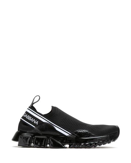 Dolce & Gabbana ソレント メルト スニーカー Black