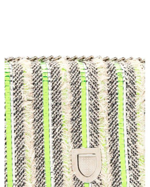 Dior プレオウンド フラップ ショルダーバッグ Multicolor
