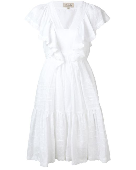 Temperley London Beaux ドレス White