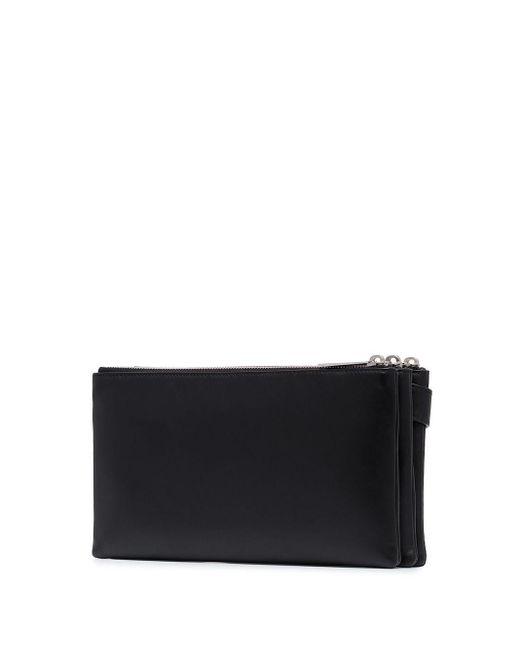 Сумка-мессенджер Bottega Veneta для него, цвет: Black