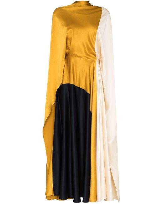 Roksanda Andromeda ドレス Metallic