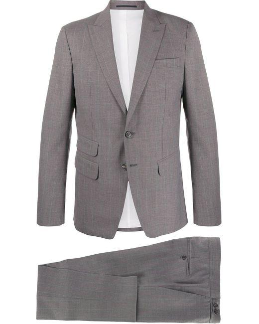 メンズ DSquared² ツーピーススーツ Gray