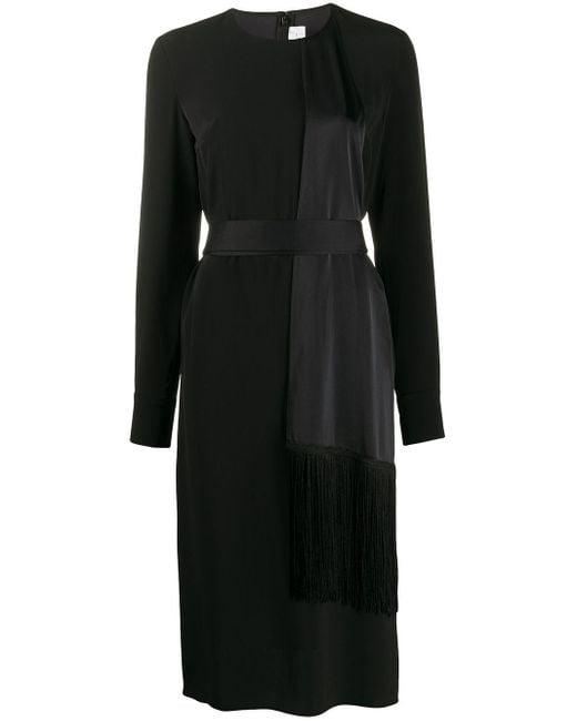 Victoria, Victoria Beckham パネル ドレス Black