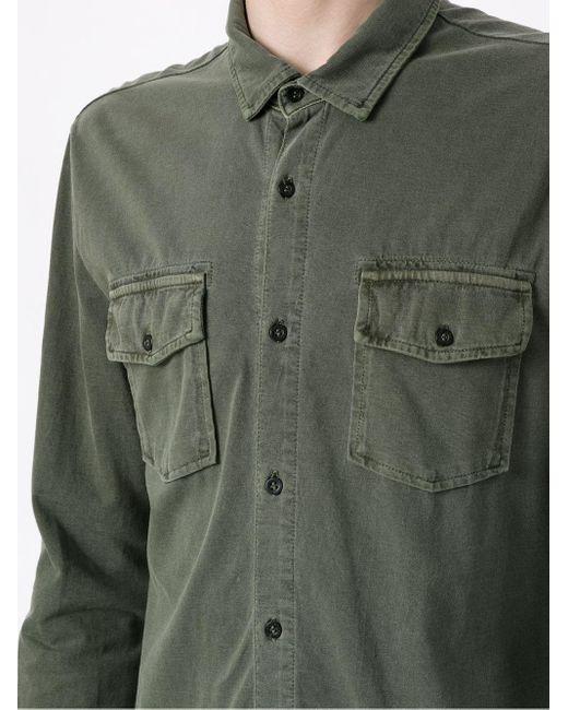 Army t-shirt di Osklen in Green da Uomo