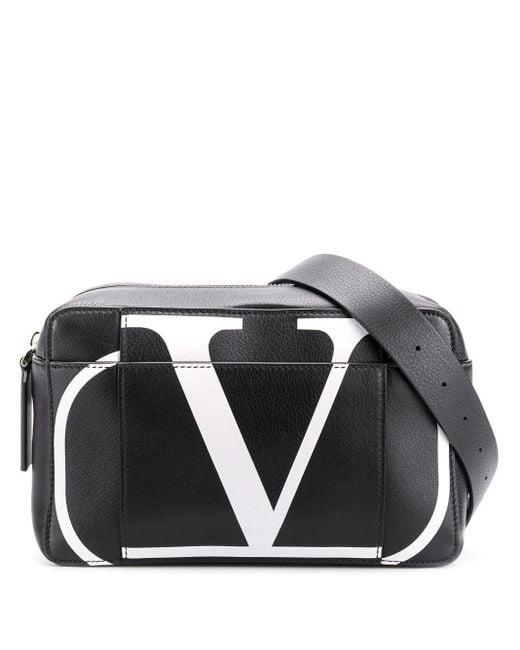 Valentino Garavani Heuptas Met Logo in het Black voor heren