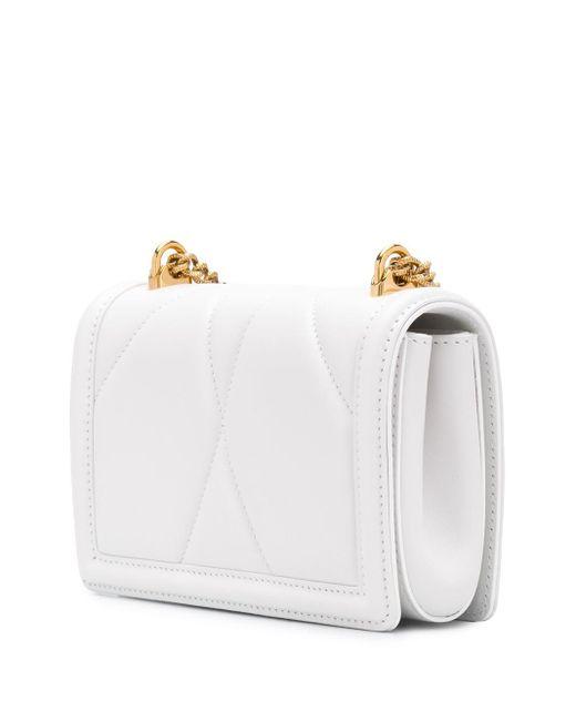 Dolce & Gabbana Devotion ショルダーバッグ White
