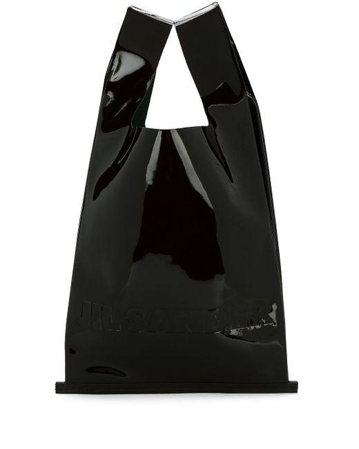 Сумка-шопер Jil Sander, цвет: Brown