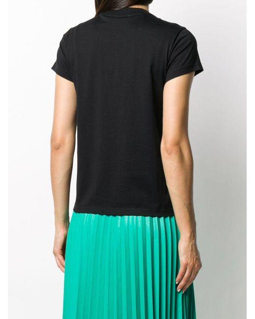 Givenchy ロゴ Tシャツ Black