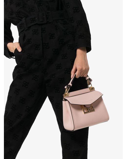 Мини-сумка Mystic Givenchy, цвет: Pink