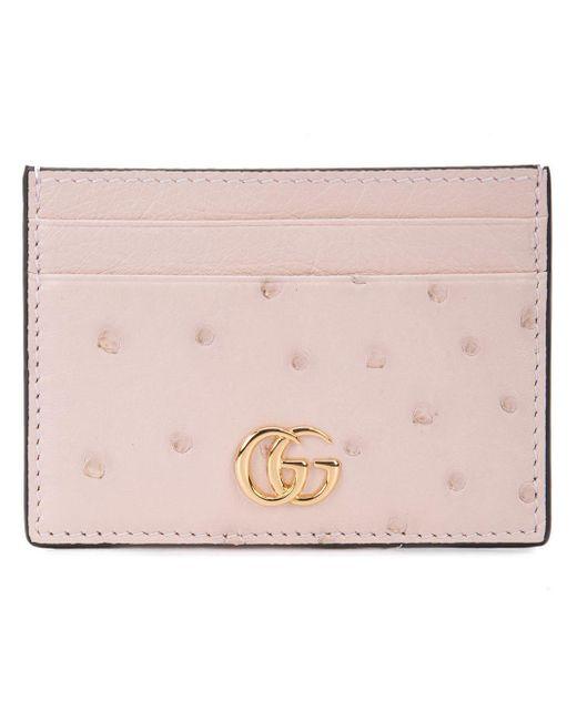 Gucci カードケース Pink
