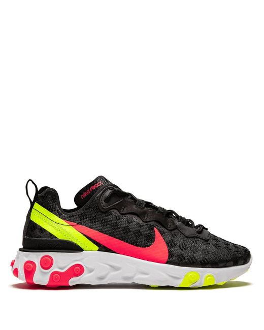 Nike React Element 55 スニーカー Multicolor