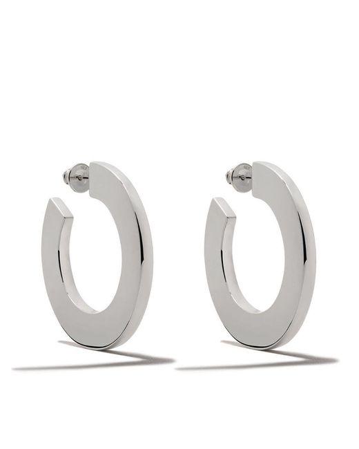 Sophie Buhai - Metallic Classic Hoop Earrings - Lyst