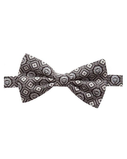 メンズ Dolce & Gabbana パターン 蝶ネクタイ Brown