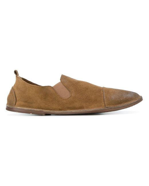 Marsèll Brown Strasacco Loafers for men