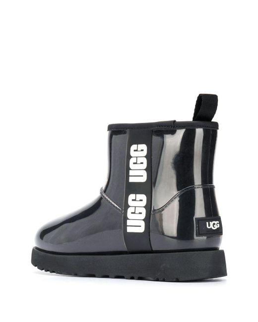 Ugg Classic Clear ミニブーツ Black