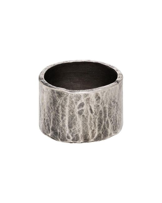 Широкое Кольцо M. Cohen для него, цвет: Metallic