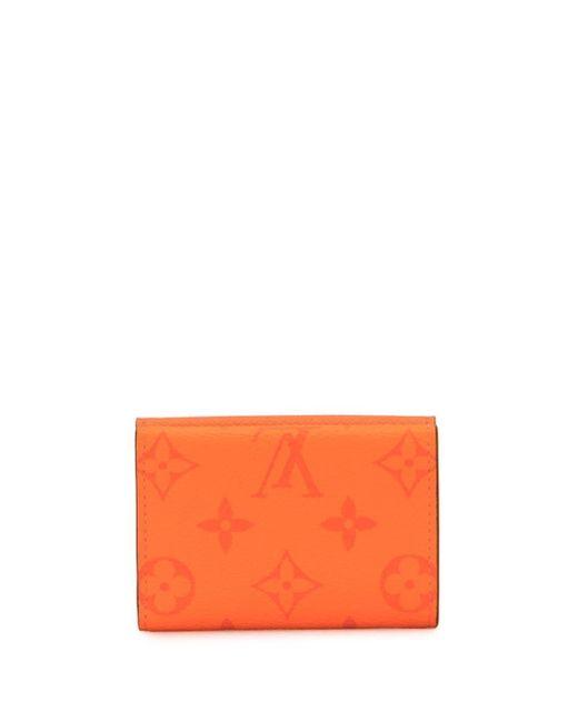 Кошелек Discovery 2020-го Года Louis Vuitton, цвет: Orange
