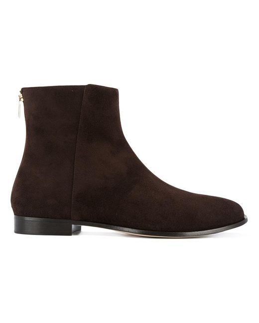 Jimmy Choo - Brown Duke Boots - Lyst