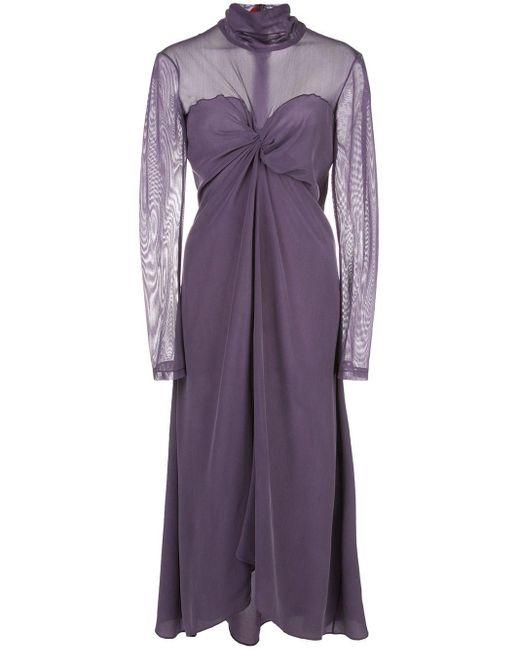 Sies Marjan Frances ドレス Purple