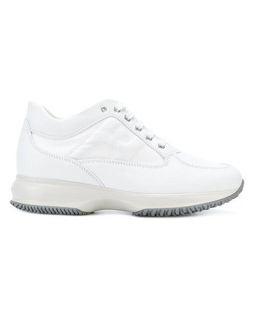 Hogan - White Interactive Sneakers - Lyst