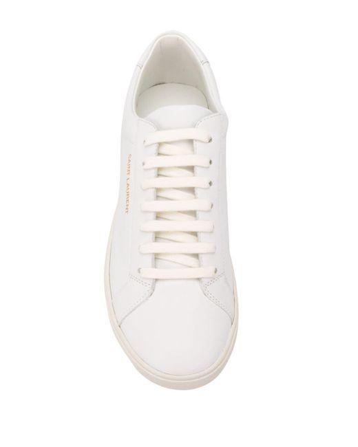 Baskets Andie Saint Laurent en coloris White
