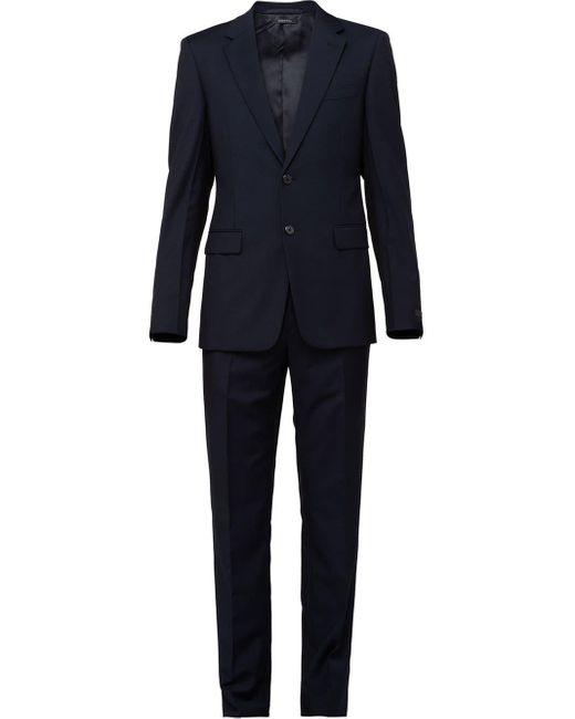 メンズ Prada ツーピース スーツ Multicolor