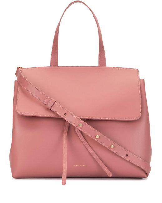 Mansur Gavriel Lady ハンドバッグ Pink
