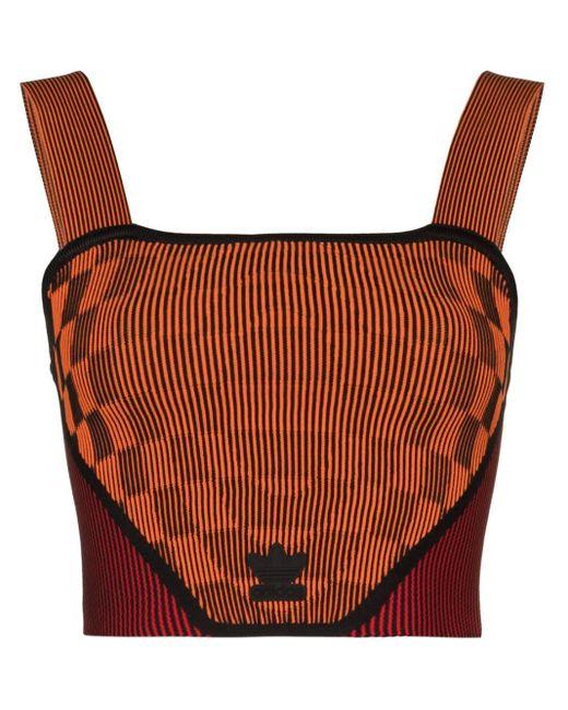 Adidas X Paolina Russo ドレス Orange