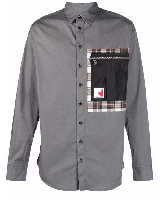 メンズ DSquared² Tシャツ Gray