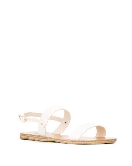Сандалии 'clio' Ancient Greek Sandals, цвет: Natural
