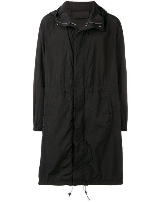 メンズ 1017 ALYX 9SM フーデッド レインジャケット Black