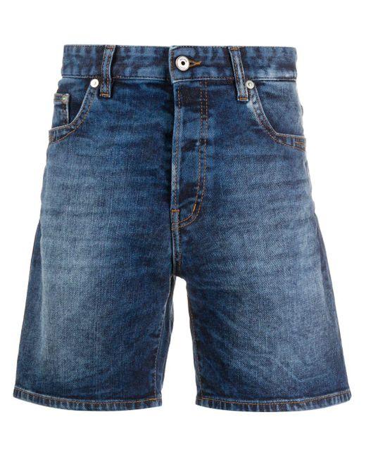 メンズ Just Cavalli デニムショートパンツ Blue
