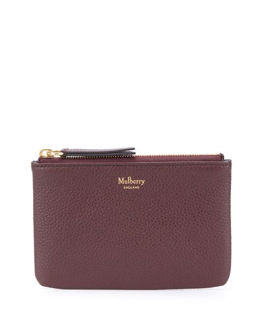 Mulberry コインケース Red