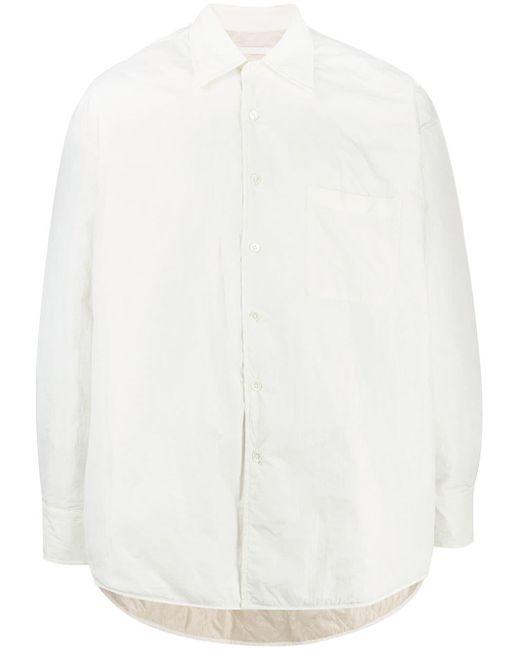 メンズ Our Legacy シャツジャケット White