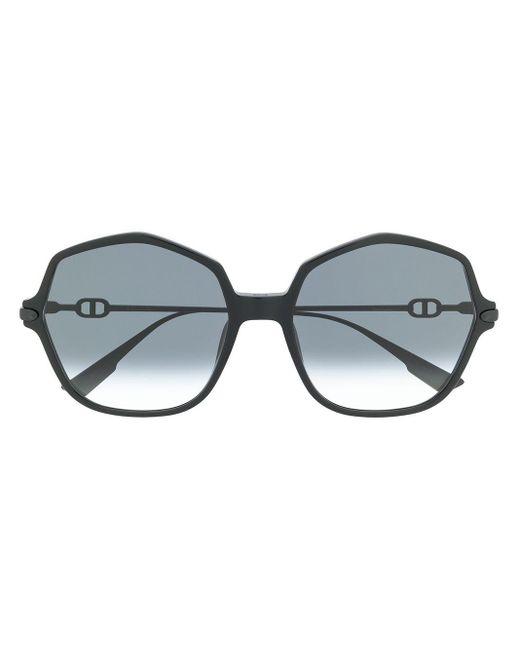 Солнцезащитные Очки В Квадратной Оправе Dior, цвет: Black