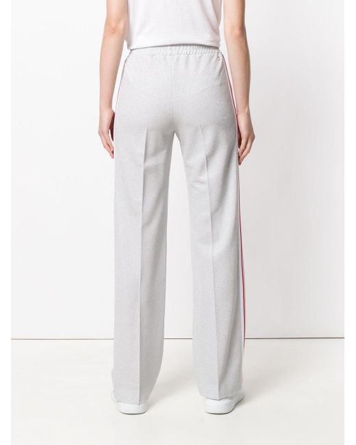 side strip track pants - Metallic Dondup Free Shipping View On Hot Sale ZPhbBsXR