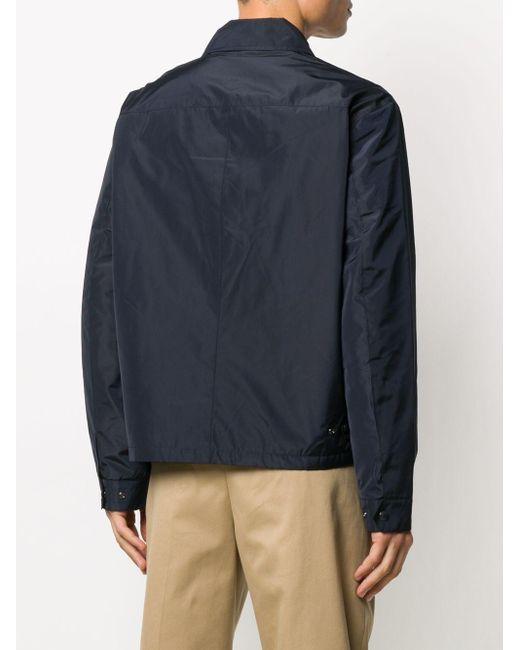 メンズ Polo Ralph Lauren Chatham ジップアップ ジャケット Blue