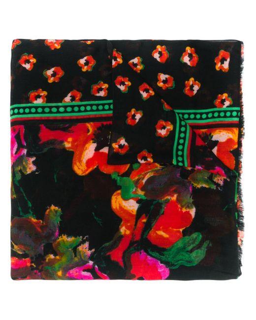Diane von Furstenberg フローラル スカーフ Multicolor