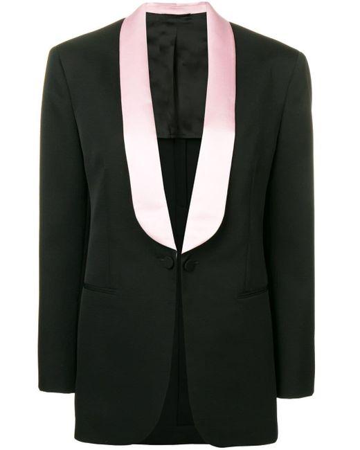 CALVIN KLEIN 205W39NYC テーラードジャケット Black