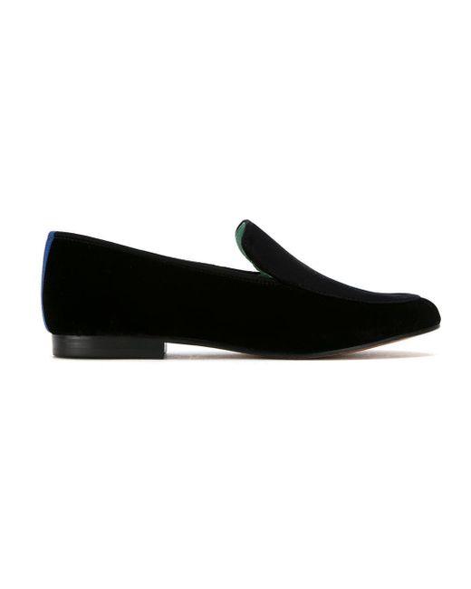Blue Bird Shoes Boysh ローファー Black