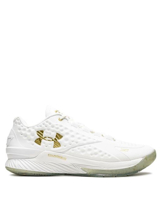 Under Armour Curry Low Friends And Family スニーカー White