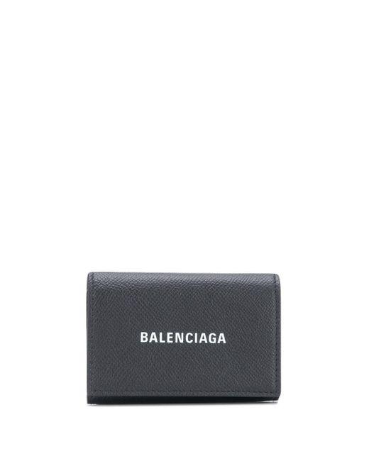 メンズ Balenciaga カードケース Black