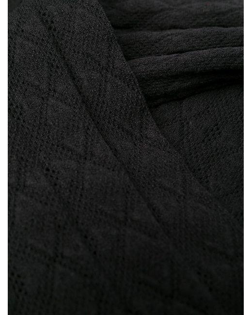 1017 ALYX 9SM シアー ボディスーツ Black