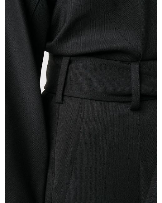 Комбинезон С Поясом И Рукавами Три Четверти 3.1 Phillip Lim, цвет: Black